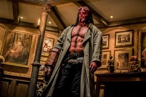 Still of Hellboy