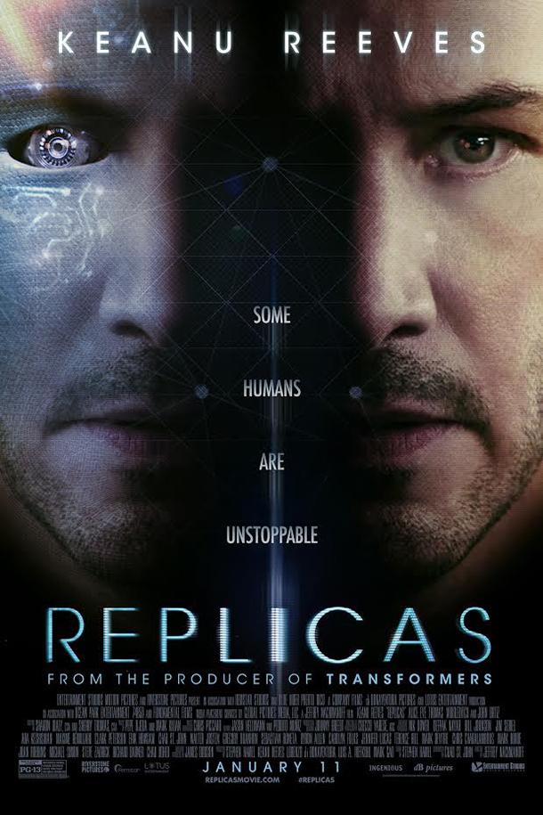 Poster for Replicas