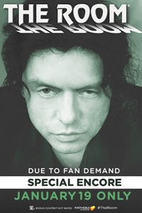 Poster of Tommy Wiseau's The Room