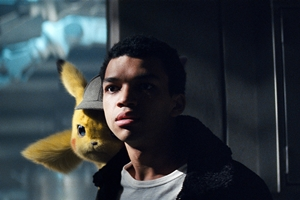 Still of Pokémon Detective Pikachu