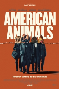 Caption Poster for American Animals