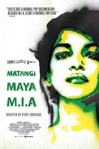 Poster of Matangi/Maya/M.I.A.
