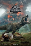Jurassic World: Fallen Kingdom 3D Poster