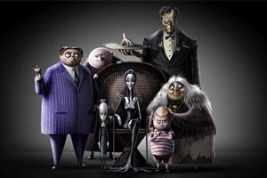 Still of The Addams Family