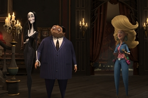 The Addams Family cast photo