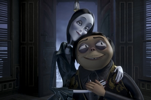 Still of La famille Addams