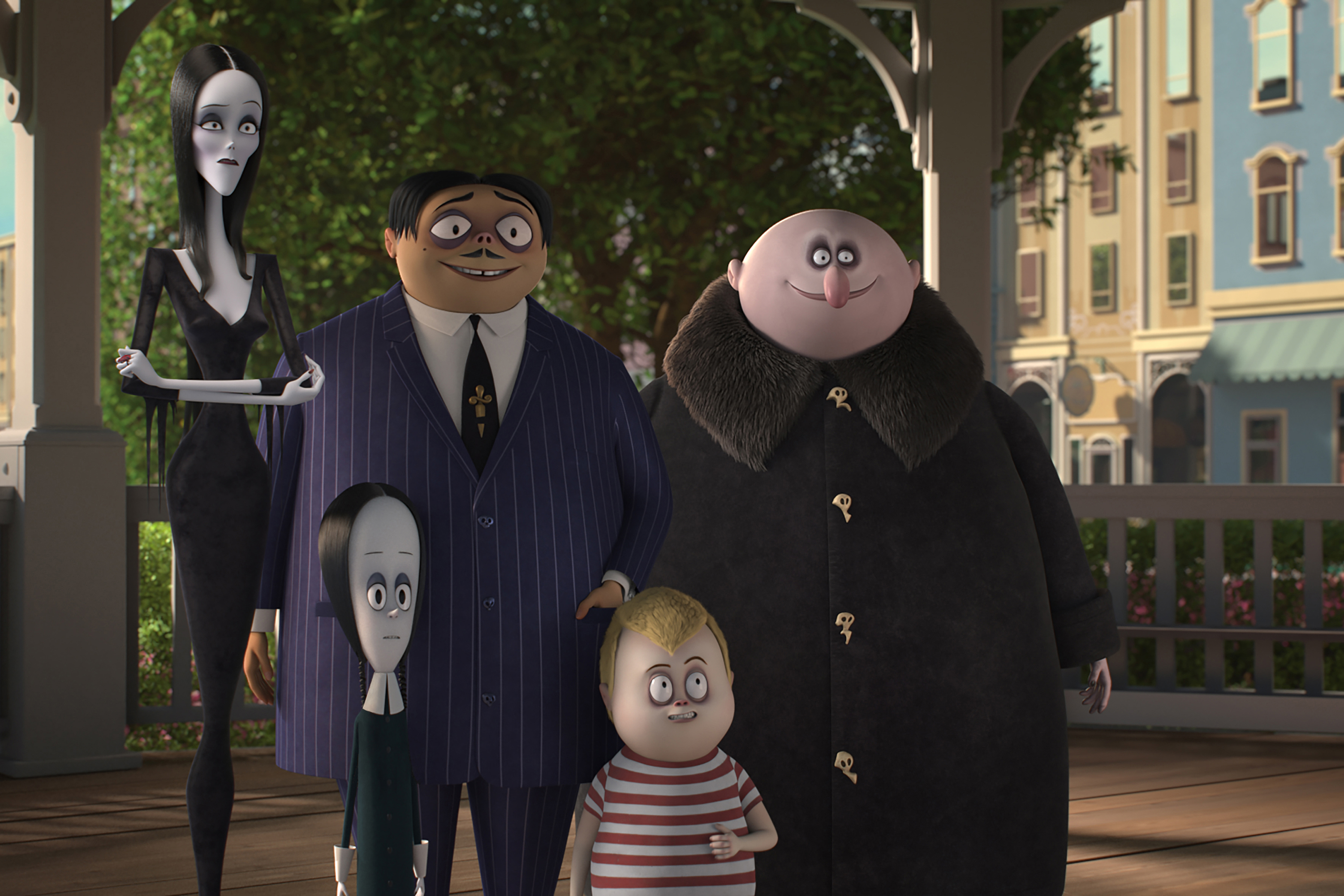 Still 3 for Addams Family, The