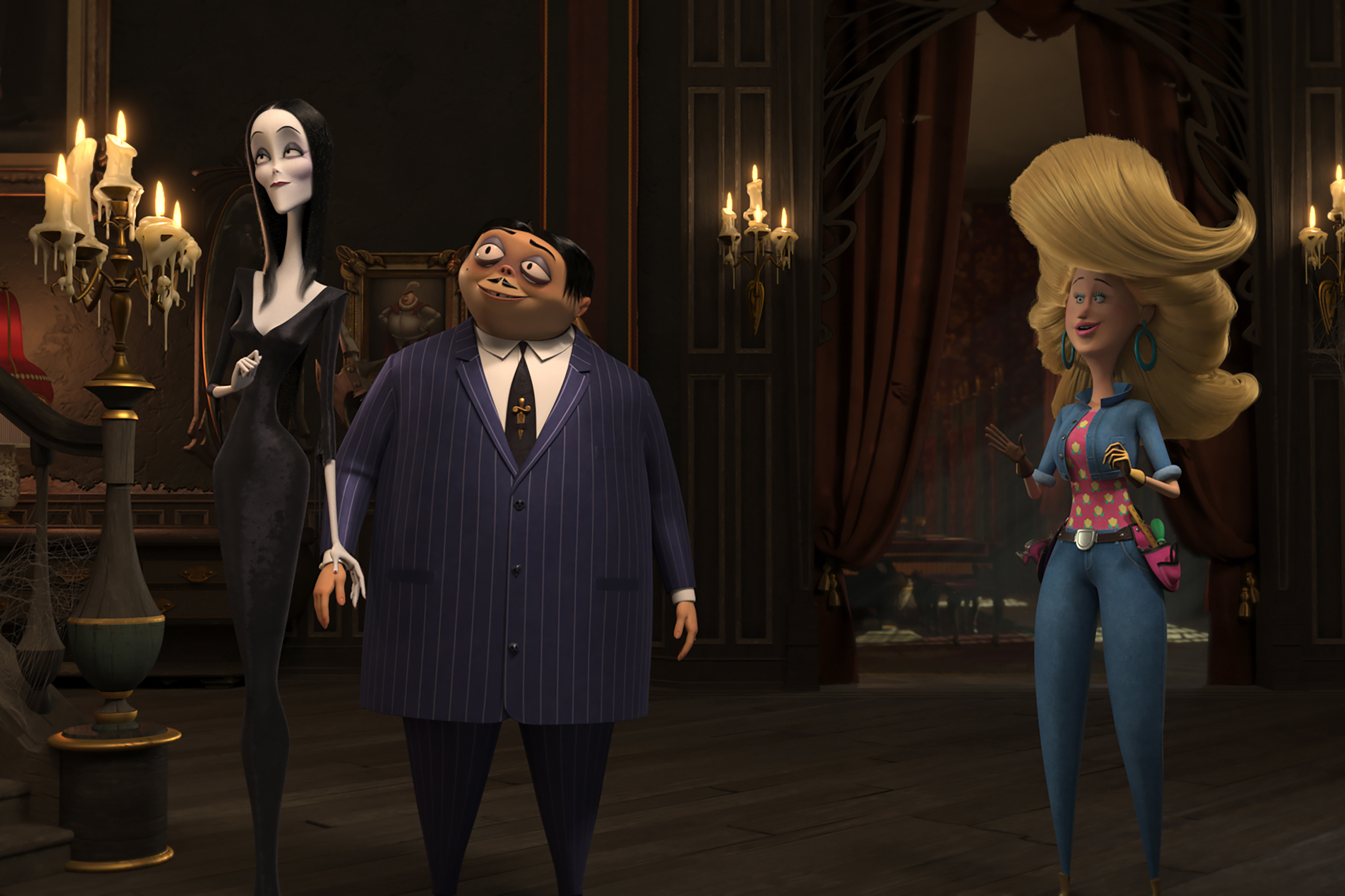 Still 5 for Addams Family, The
