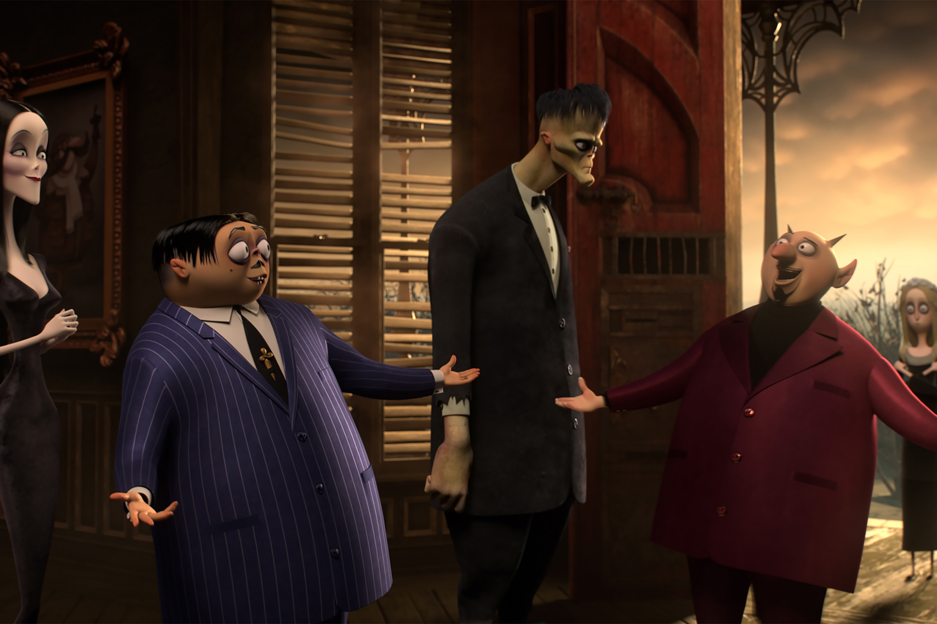 Still 6 for Addams Family, The