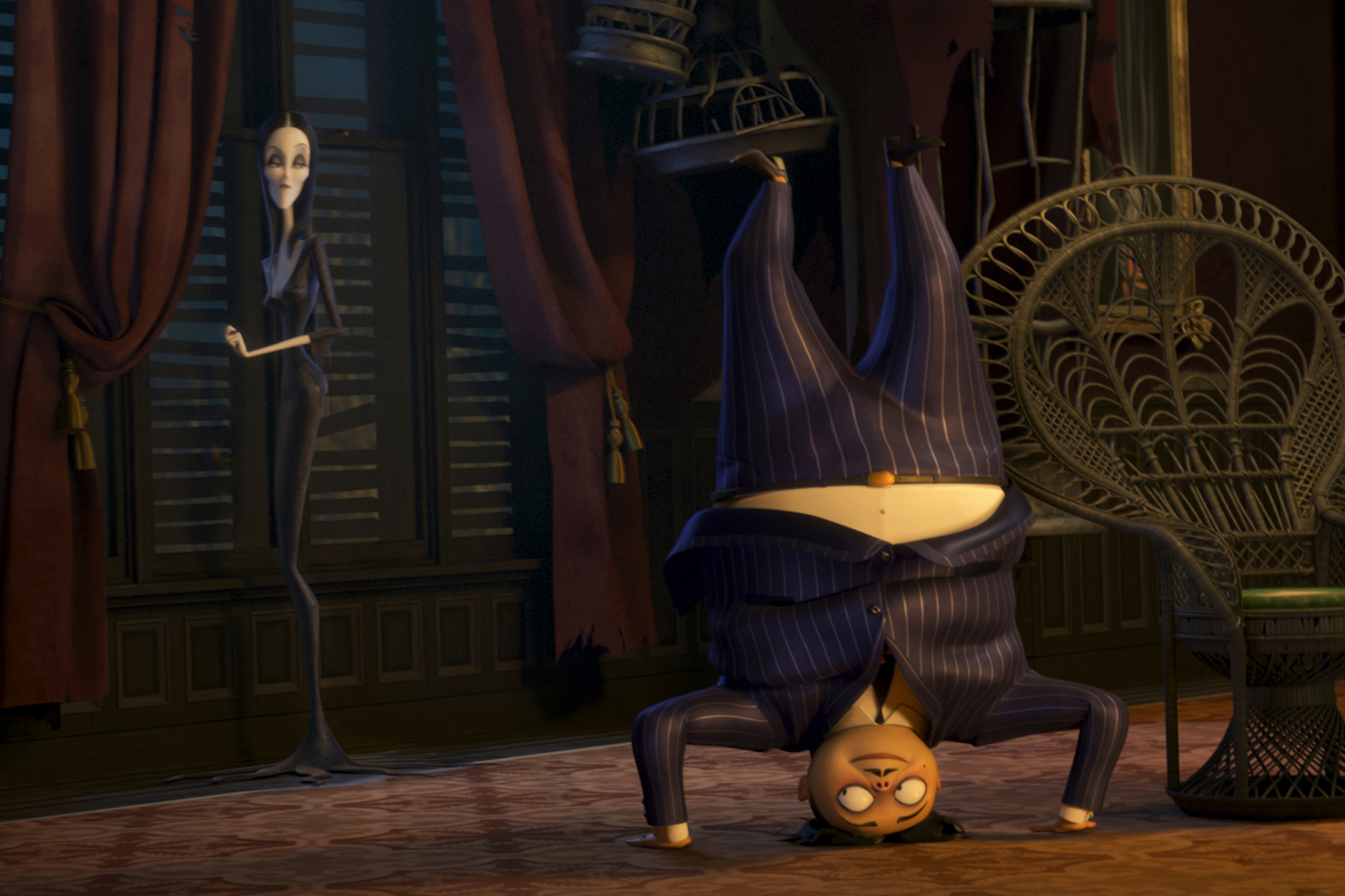 Still 15 for Addams Family, The