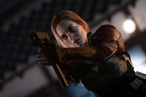 Snake Eyes: G.I. Joe Origins cast photo