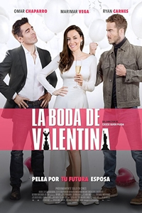 Caption Poster for La boda de Valentina