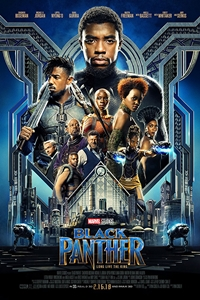 Poster for Black Panther: The IMAX 2D Experience