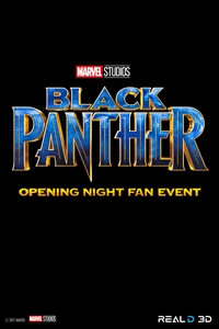 Opening Night Fan Event - Black Panther