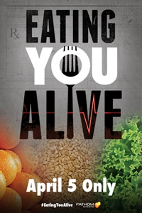 Poster of Eating You Alive
