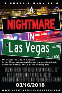 Poster for Nightmare in Las Vegas, A