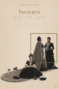 Poster of The Favourite