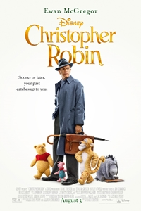 Poster ofDisney's Christopher Robin