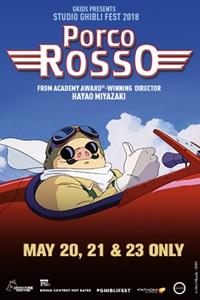 Porco Rosso - Studio Ghibli Fest 2018