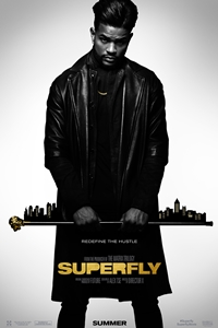 Caption Poster for Superfly