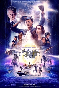 Ready Player One in 3D Poster