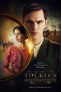 Poster of Tolkien