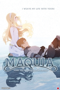 Poster for Maquia: When the Promised Flower Blooms