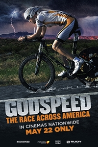 Poster of Godspeed: The Race Across America