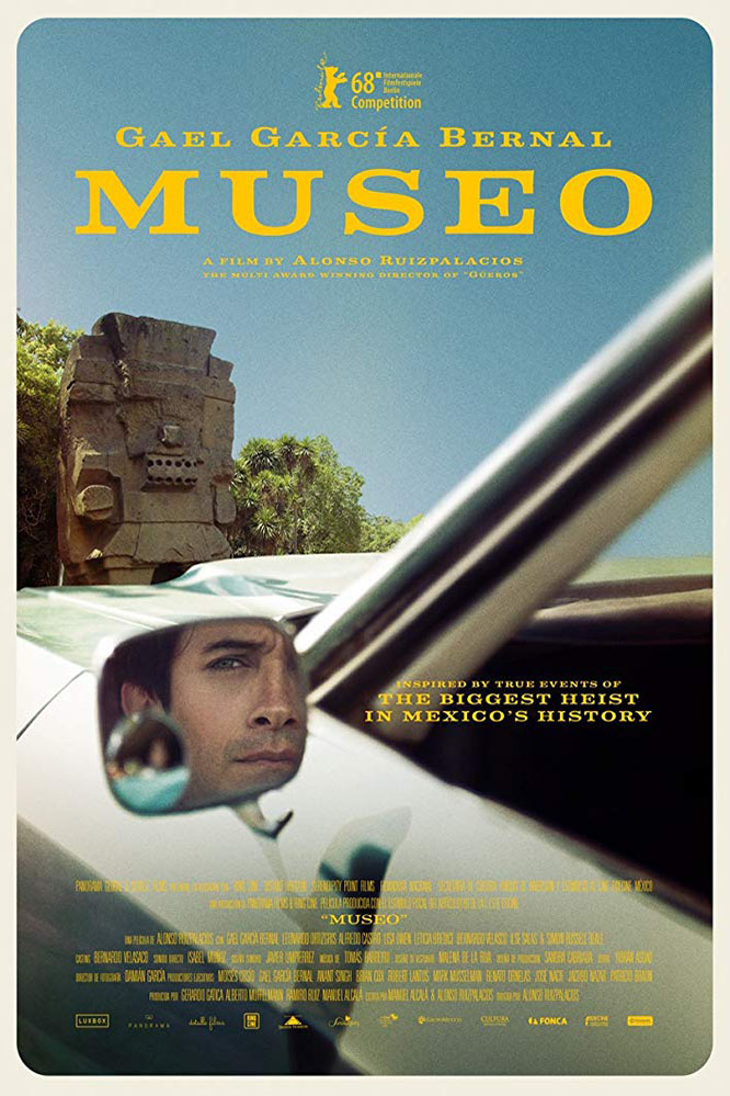 Poster of Museum (Museo)