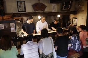 Ramen Shop (Ramen Teh) cast photo