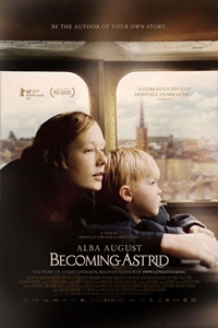 Becoming Astrid (Unga Astrid) Poster