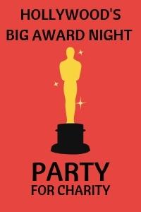 Poster of Hollywood's Big Award Night Party