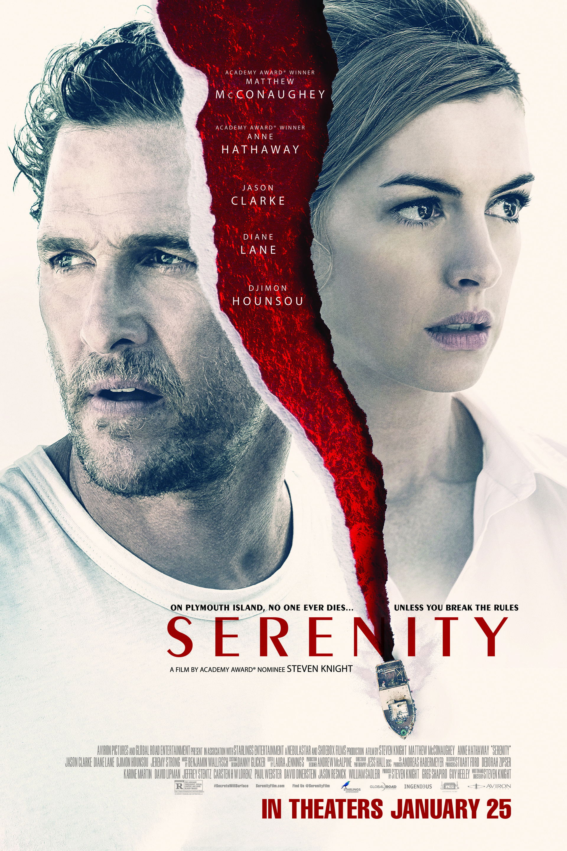 Poster for Serenity