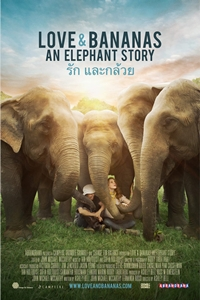 Poster of Love & Bananas: An Elephant Story