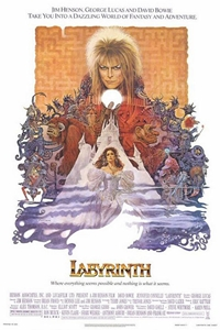 Poster of Labyrinth (1986)