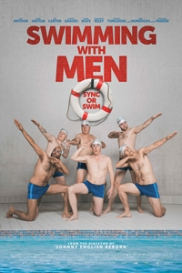 Poster for Swimming with Men