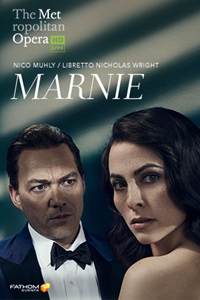 Poster of The Metropolitan Opera: Marnie ENCORE