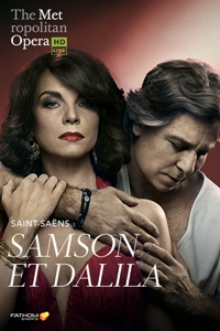 Poster of The Met Opera: Samson et Dalila
