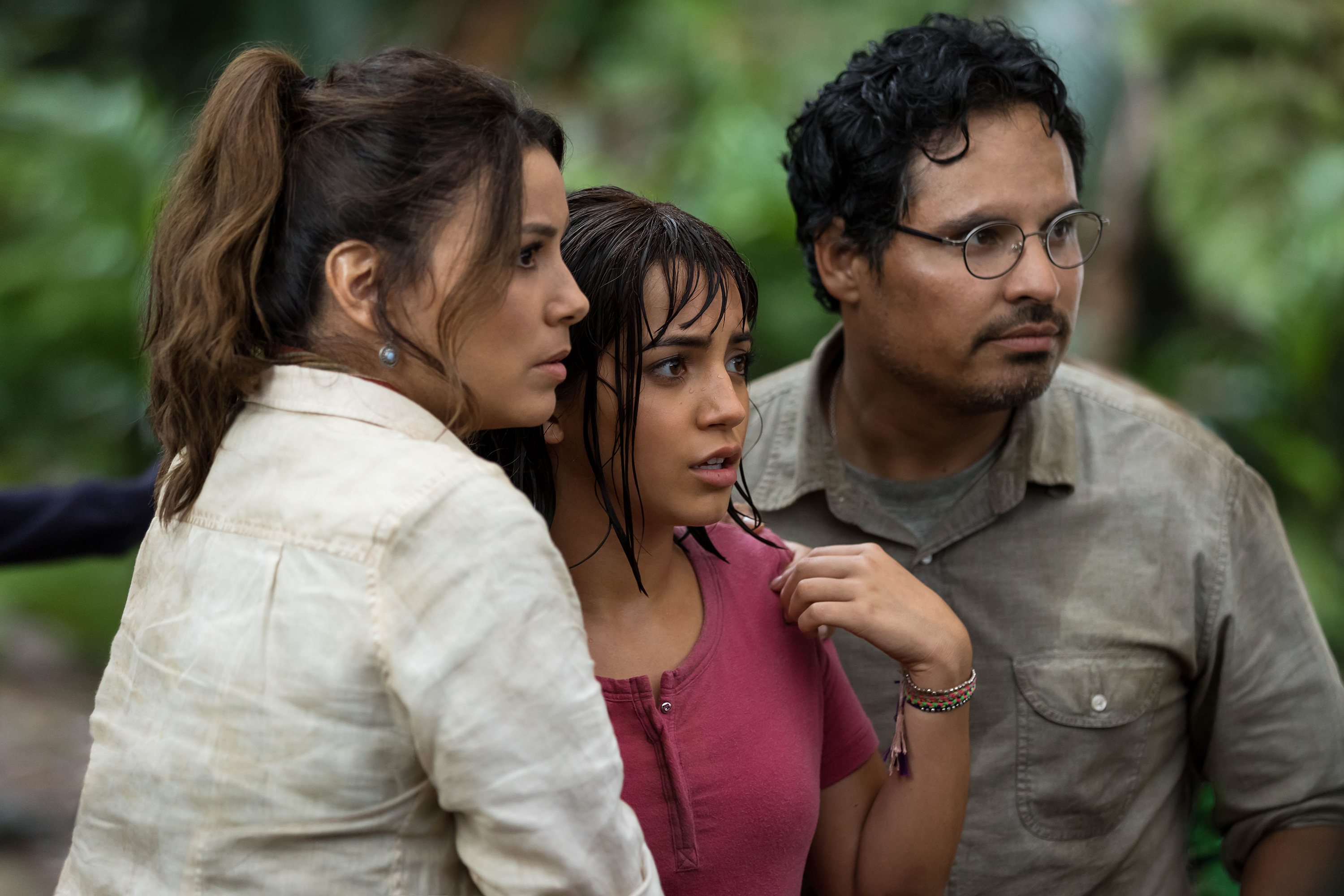 Still 1 for Dora and the Lost City of Gold