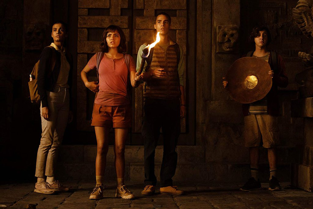 Still 2 for Dora and the Lost City of Gold