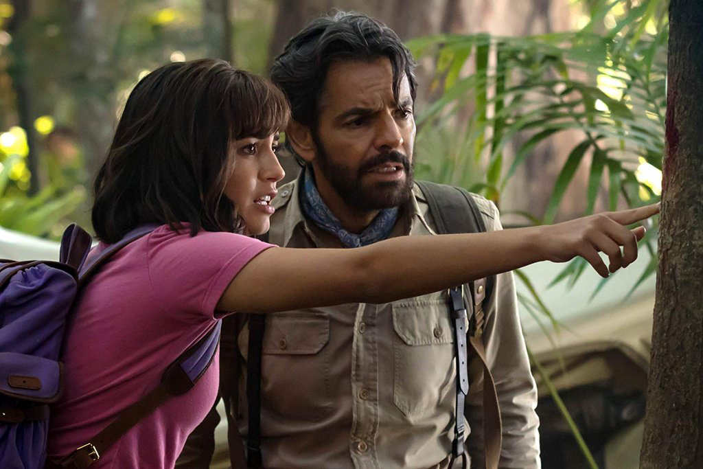 Still 4 for Dora and the Lost City of Gold