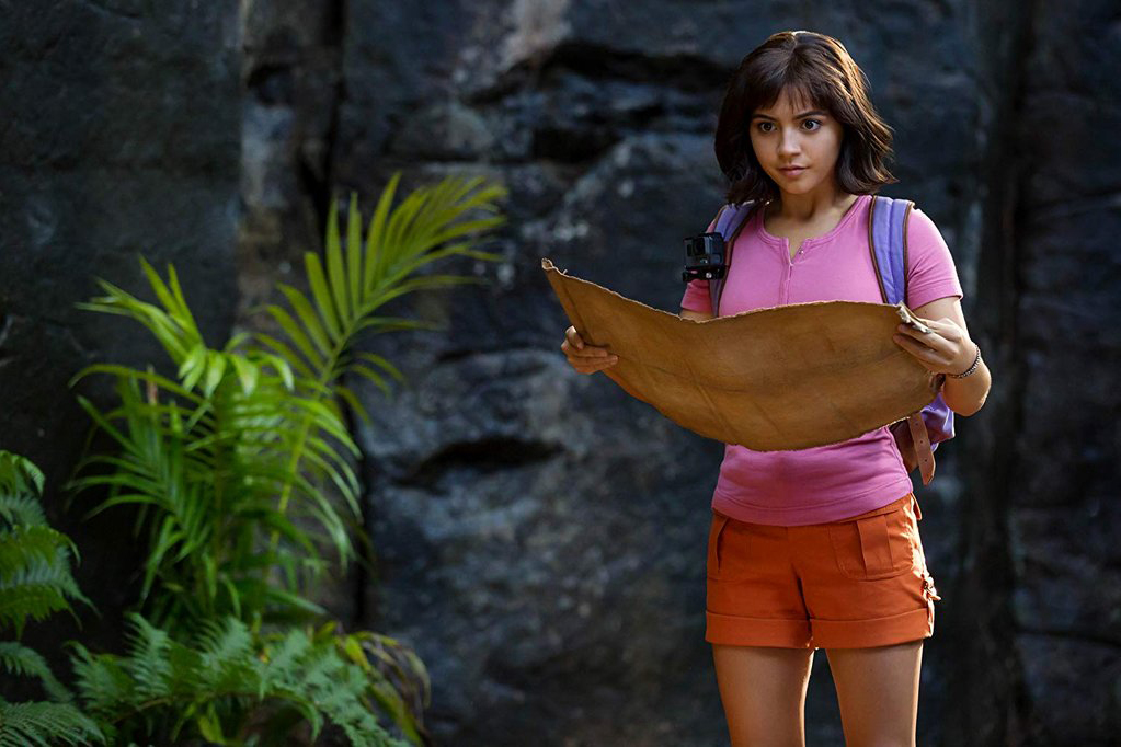 Still 5 for Dora and the Lost City of Gold
