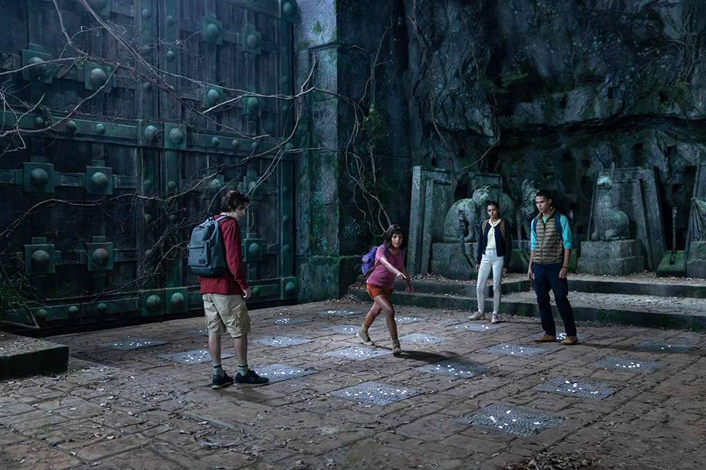Still 6 for Dora and the Lost City of Gold