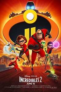 The Incredibles 2 in Disney Digital 3D Poster
