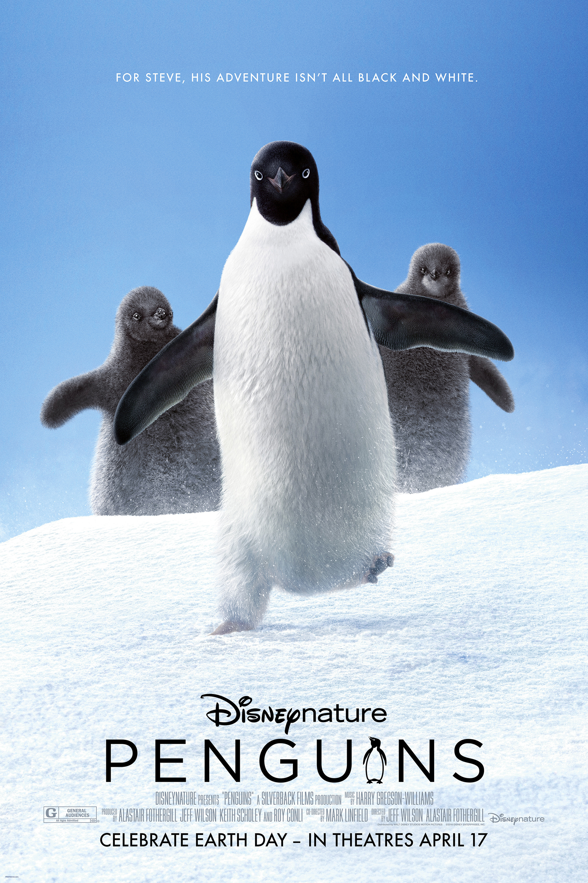 Poster for Penguins