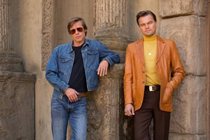Once Upon a Time...in Hollywood cast photo