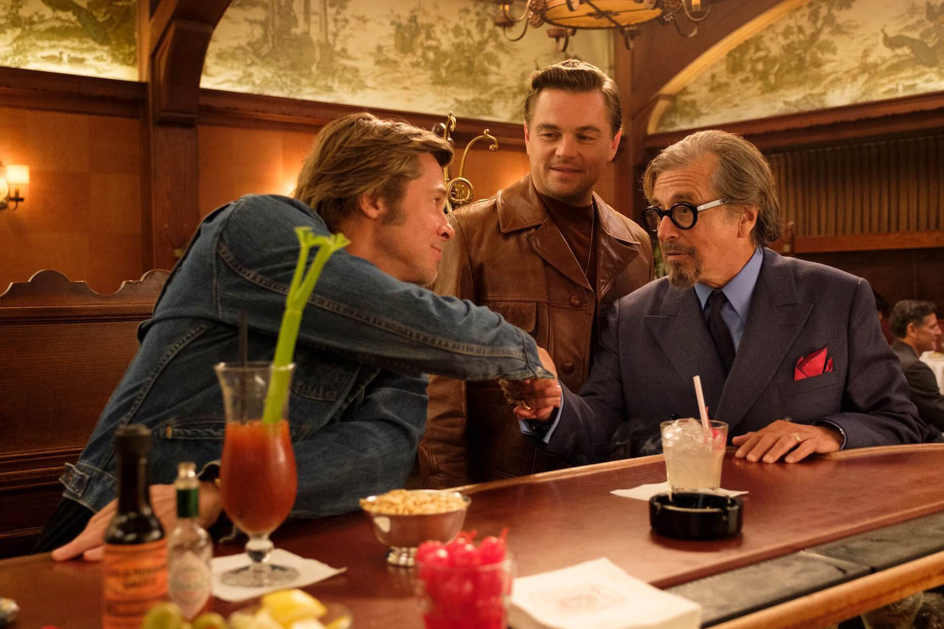 Still 1 for Once Upon a Time...in Hollywood