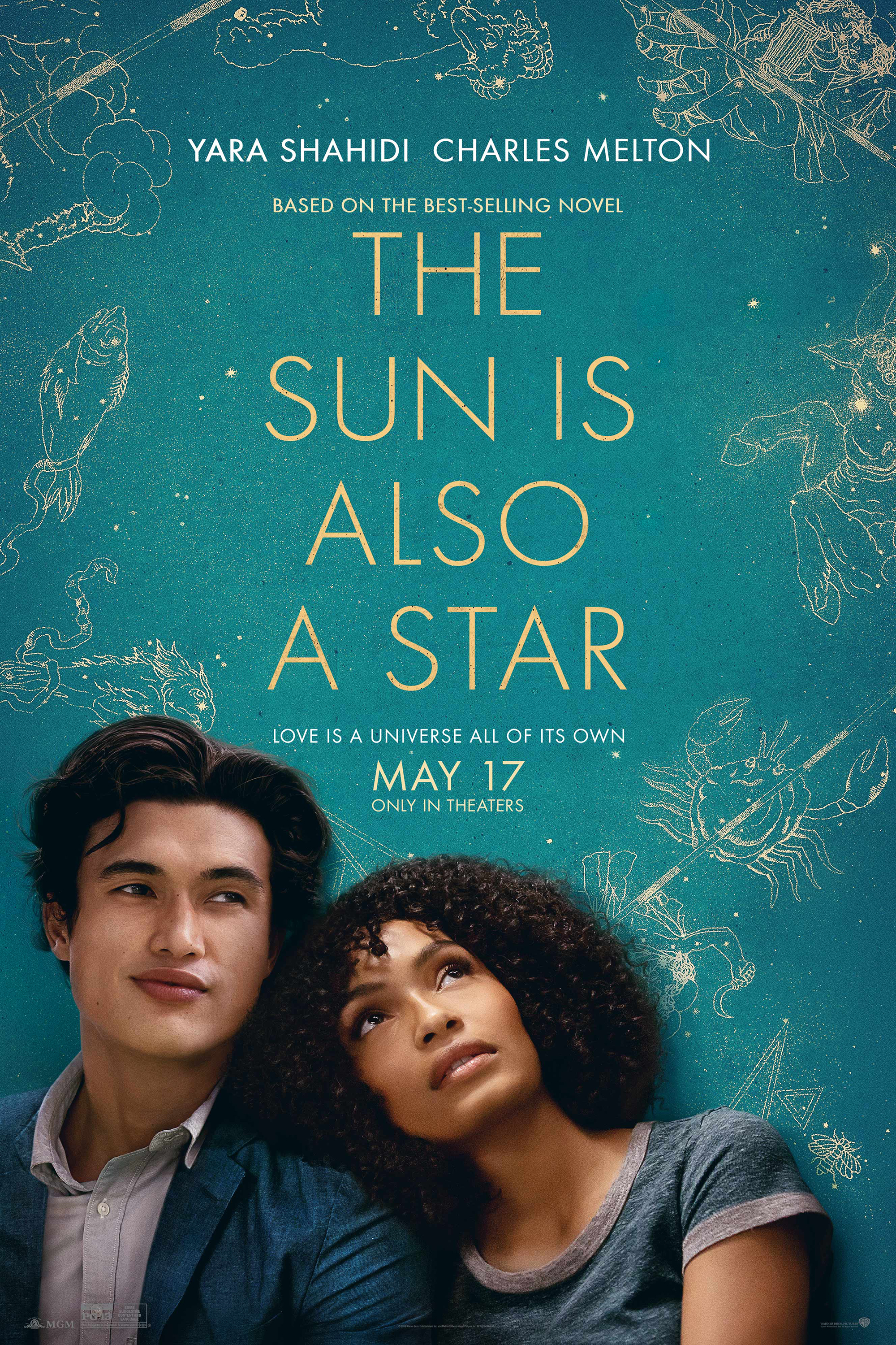 Poster for Sun Is Also A Star, The