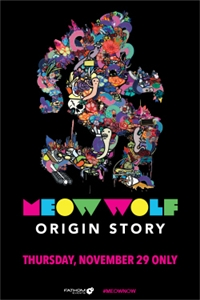 Poster of Meow Wolf: Origin Story