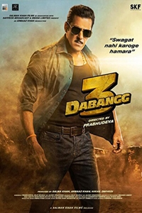 Poster of Dabangg 3 (Hindi)
